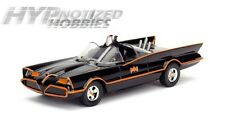 JADA 1:24 METALS DC CLASSIC TV SERIES BATMOBILE DIE-CAST BLACK 98262 N/B