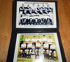 John White Fútbol Álbum De Fotos (falkirk/scotland/spurs)