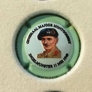 Capsule Champagne NOWACK N°29 Major Montgomery, en relief