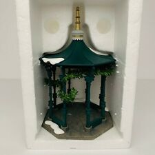 """New ListingDepartment 56 """"Town Square Gazebo"""" #55131 Heritage Village Collection In Box"""