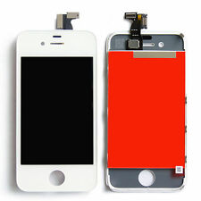 LCD Display+Touch Screen Digitizer Assembly Replacement for iPhone 4 AT&T White
