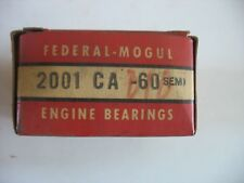NOS Federal Mogul engine bearings PR 2001 CA- 60 semi