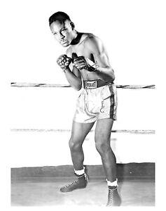 Boxing Legend Ezzard Charles 8x10 Photo