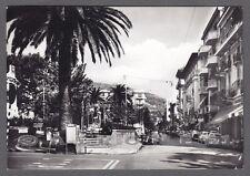 SAVONA ALASSIO 118 Il Muretto Cartolina FOTOGRAFICA viaggiata 1970 ALTEROCCA