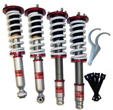 TruHart Street Plus Adjustable Sport Full Coilovers Set For 04-08 Acura Tl