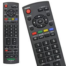 Telecomando per TV Panasonic plasma LCD EUR7651150-RICAMBIO NUOVO UNIVERSL