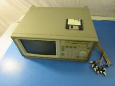 Hewlett Packard 1651A Logic Analyzer w/Boot Disk & Cable