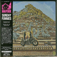 SUNDAY FUNNIES-BENEDICTION-JAPAN MINI LP CD Ltd/Ed F83