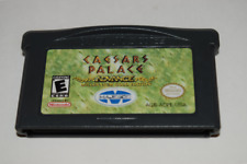 Caesar's Palace Advance Nintendo Game Boy Advance Video Game Cart