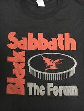 BLACK SABBATH The End at The Forum Los Angeles Shirt