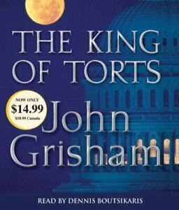 The King of Torts: A Novel (John Grisham) by Grisham, John New factory sealed
