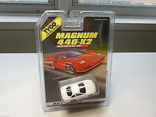 NEW TYCO MAGNUM 440-X2 ERROR PACKAGED FORD TAURUS TEST SHOT SLOT CAR1/64 SCALE