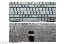 Teclado Sony SVE14A,SVE14A2C231H,SVE14AA11M blanco sin marco     0130033-W