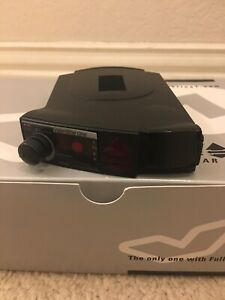 valentine one radar detector gen 1 used