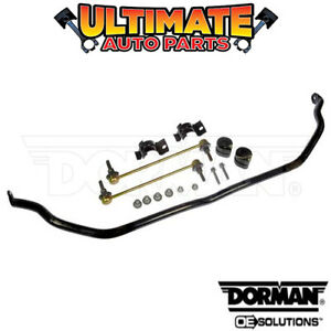 Front Stabilizer / Sway Bar (with Hardware) for 96-07 Voyager or Grand Voyager