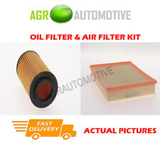 DIESEL SERVICE KIT OIL AIR FILTER FOR OPEL VECTRA 2.2 125 BHP 2002-04