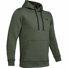 Under Armour Rival Fitted Hoodie Herren Sport Kapuzenpullover Sweatshirt