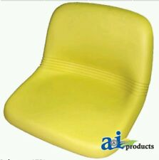 JOHN DEERE RIDING MOWER DELUXE HIGH BACK VINYL REPLACEMENT SEAT