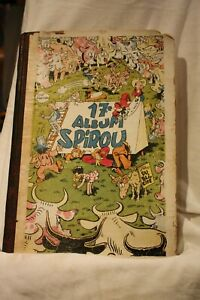 Album du Journal Spirou #17. 1945 Good Condition