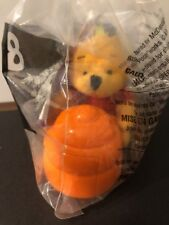 Winnie the Pooh with Beehive--2001 McDonald's Happy Meal Toy--The Book of Pooh