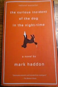 **Good** The Curious Incident of the Dog in the Night-Time novel