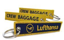 Lufthansa-Crew Baggage