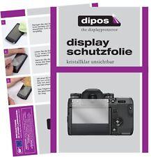 6x Fujifilm x-h1 Pellicola Protettiva Proteggi Schermo Chiaro Pellicola Protezione Display dipos