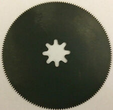 Fein 63502096023 HSS Saw Blade to suit Multimaster - 63mm