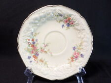 Crown Ducal. Florentine. Marie. Saucer. Made In England.