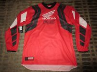 Honda Fox Heywood #6 Motocross Race Jersey XL  mens NEW