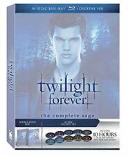 TWILIGHT FOREVER COMPLETE SAGA Blu-ray