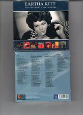 EARTHA KITT - SEVEN CLASSIC ALBUMS (4CD) NEW  85 TRACKS