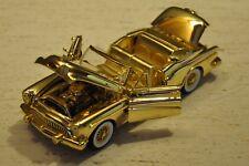 Signature's 1953 Buick Skylark - Gold Plated - 1:32 - NIB