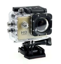 Pro Waterproof 30 M Action Video Sports Camera HD 1080P 12MP With LCD Display
