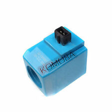 477-00824 For JCB BACKHOE- VICKERS 12V 30W SOLENOID COIL ROUND PIN
