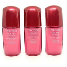 SHISEIDO (x3!) Ultimune Power Infusing Concentrate ($75!) Travel Size .33oz each