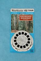 VINTAGE VIEW-MASTER 3D REEL BLISTER PACKET REDWOOD HIGHWAY CALIFORNIA SEALED