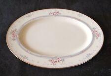 "Noritake Magnificence 14"" Oval Serving Platter"