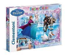 Super Color Disney Frozen Puzzle Download the Free APP