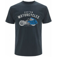 Oily Rag Clothing Racer Motorcycle Biker T Shirt Mens