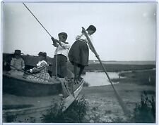 Late 19th Century, Children at Play on Cape Cod