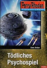 Perry Rhodan Planetenromane-Bd.12: Tödliches Psychospiel-Science Fiction Roman