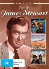 James Stewart: Thunder Bay/Flight of the Phoenix/Bandolero! (DVD, 3 Discs) R4