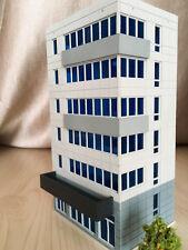 CL144-6S-G: 1:144 N scale building for Gundam, Railway, Sci-Fi diorama - Grey