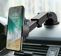 Luxury Car Phone Holder For iPhone X XS 8 7 Plus Windshield Mobile Mount Stand