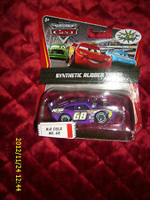 DISNEY CARS N 2O. 20 COLA # 68 K-MART EXCLUSIVE WITH SYNTHETIC RUBBER TIRES