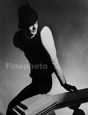 1936/92 LARGE France Fashion Photo Gravure Plate, HORST