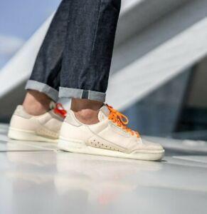 Adidas Pharrell Williams Continental 80 HU Mens Trainers Size Uk 8,9