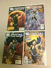 Dc Comics Special The Return Of Donna Troy #1-4 Complete Set 2005 Wonder Woman