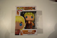 figurine figure pop funko pop! street fighter 138 ken neuve